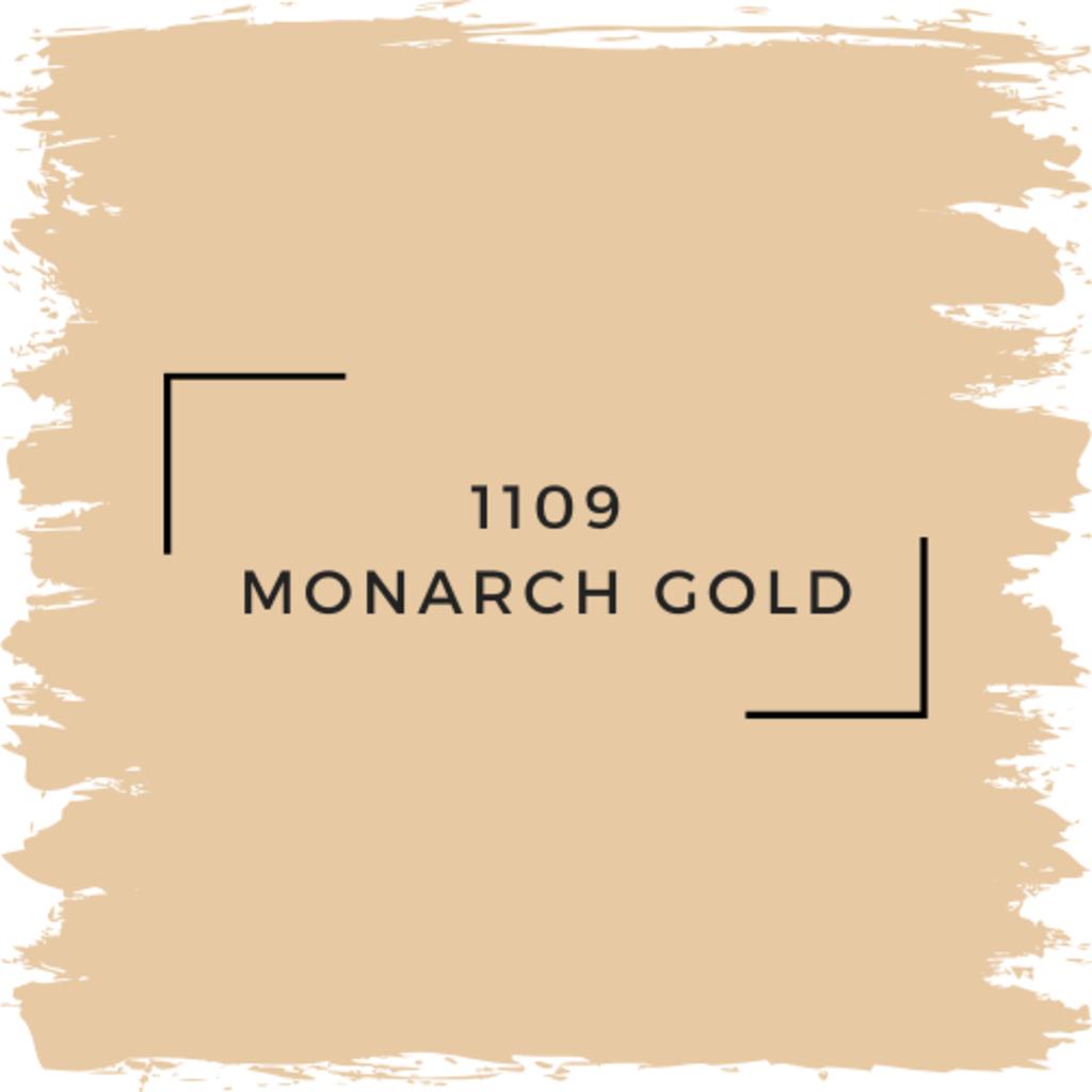 Benjamin Moore 1109 Monarch Gold