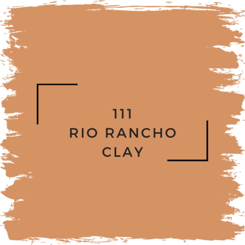 Benjamin Moore 111 Rio Rancho Clay
