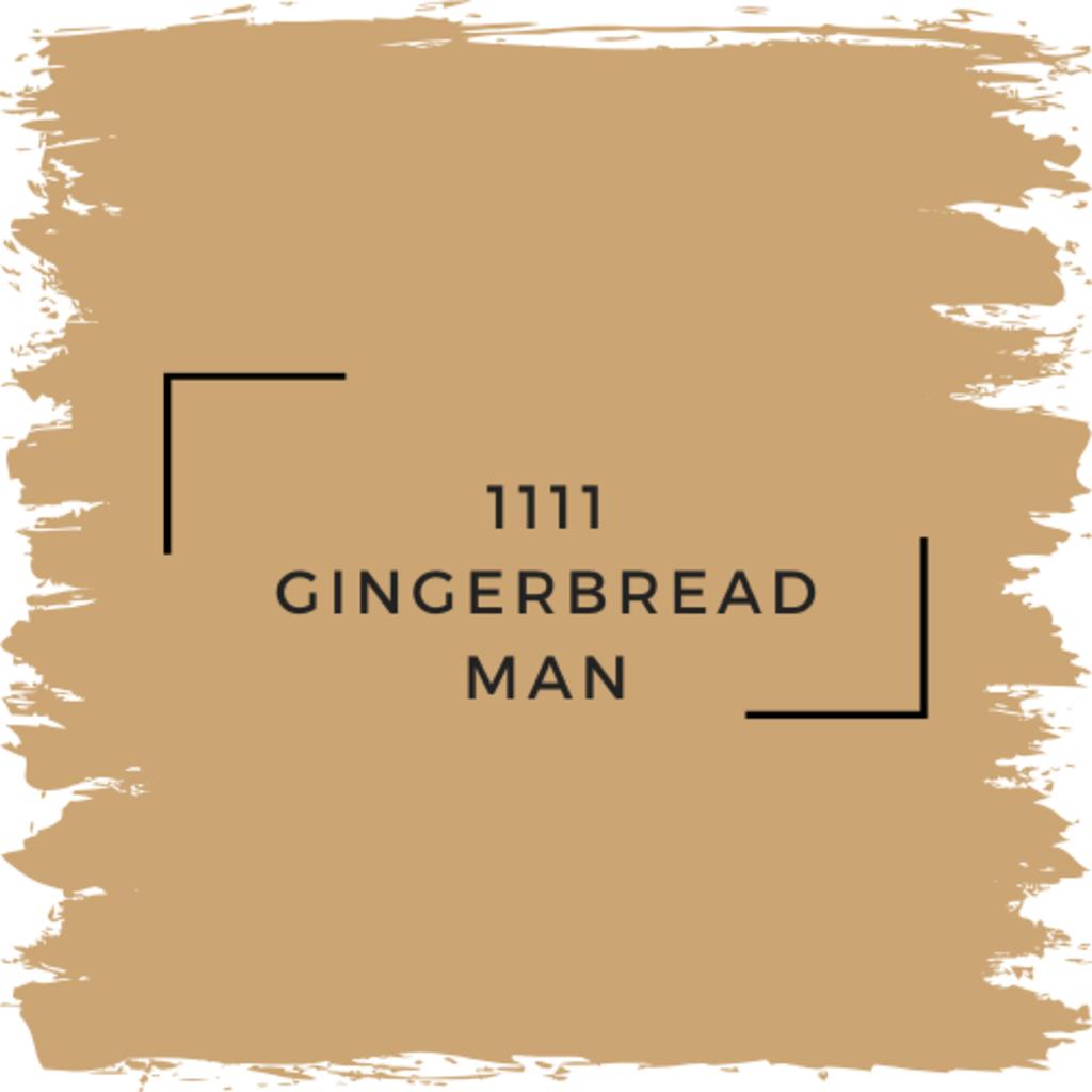 Benjamin Moore 1111 Gingerbread Man