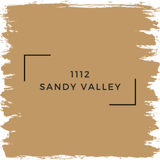 Benjamin Moore 1112 Sandy Valley