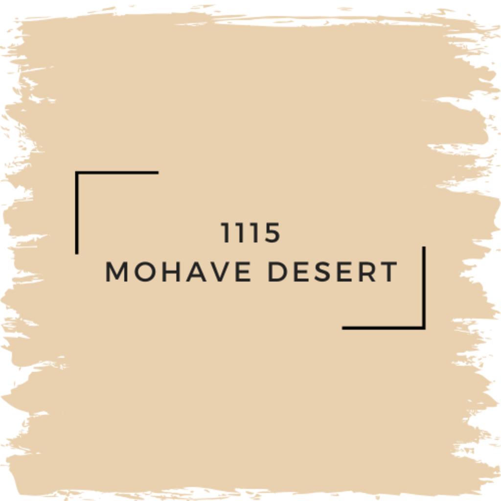 Benjamin Moore 1115 Mohave Desert