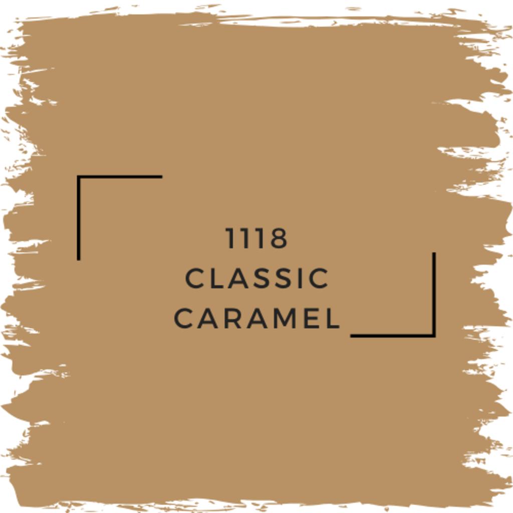 Benjamin Moore 1118 Classic Caramel