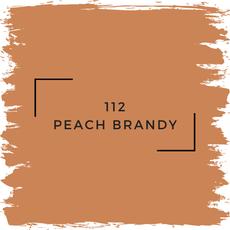 Benjamin Moore 112 Peach Brandy