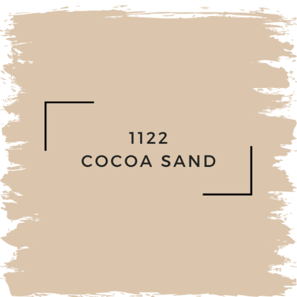 Benjamin Moore 1122 Cocoa Sand