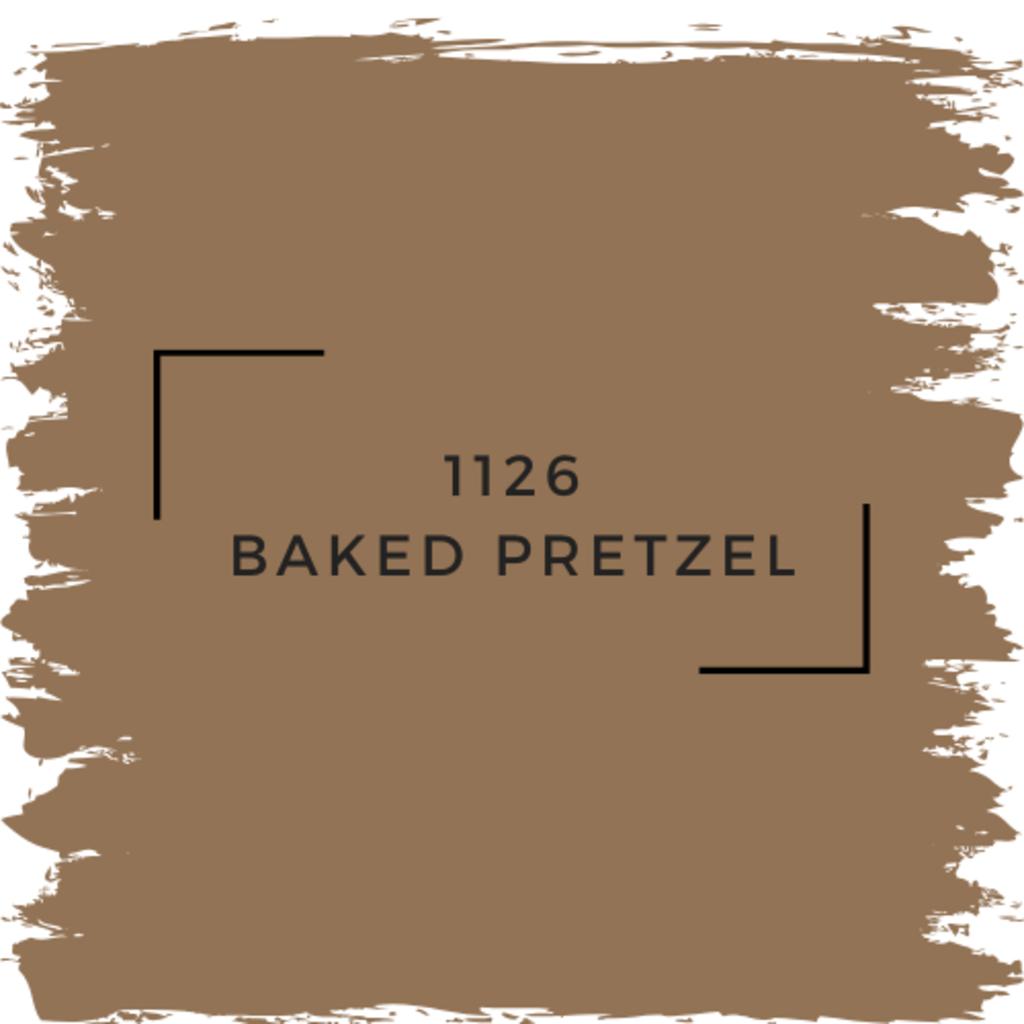 Benjamin Moore 1126 Baked Pretzel