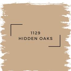 Benjamin Moore 1129 Hidden Oaks