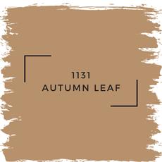 Benjamin Moore 1131 Autumn Leaf