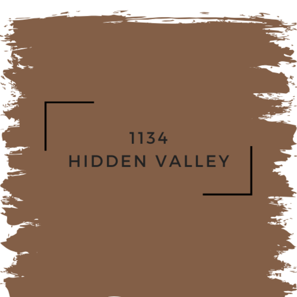 Benjamin Moore 1134 Hidden Valley
