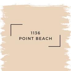 Benjamin Moore 1136 Point Beach