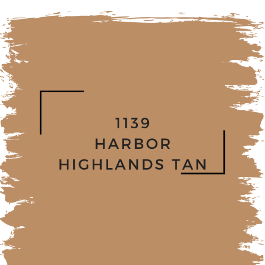 Benjamin Moore 1139 Harbor Highlands Tan