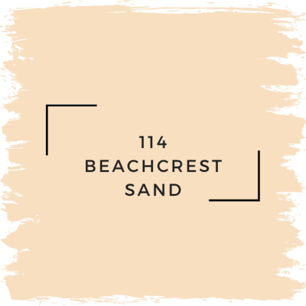 Benjamin Moore 114 Beachcrest Sand