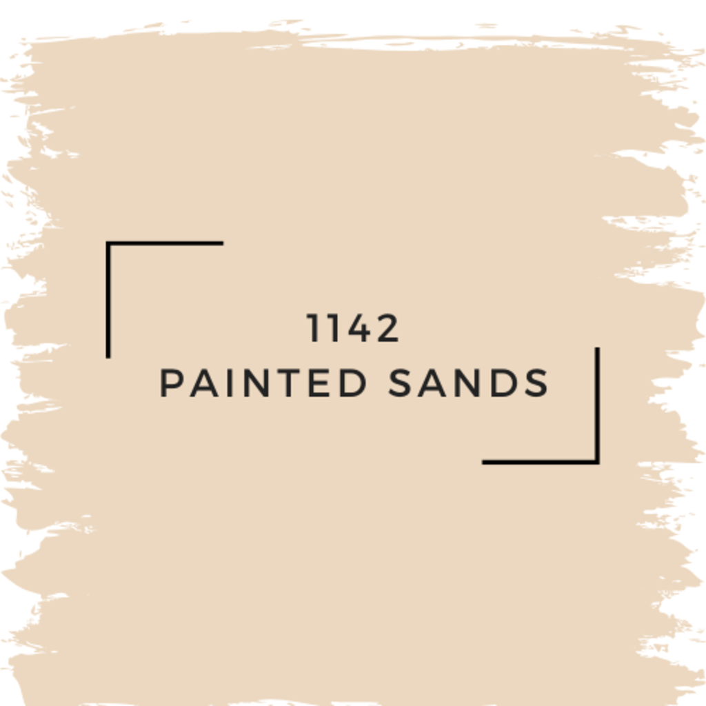 Benjamin Moore 1142 Painted Sands