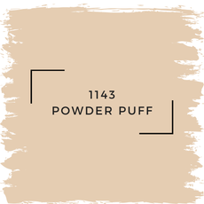 Benjamin Moore 1143 Powder Puff