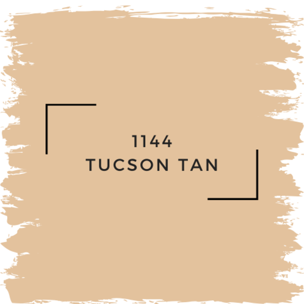 Benjamin Moore 1144 Tucson Tan