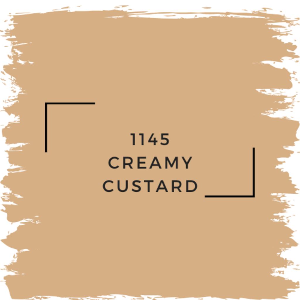 Benjamin Moore 1145 Creamy Custard
