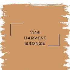 Benjamin Moore 1146 Harvest Bronze
