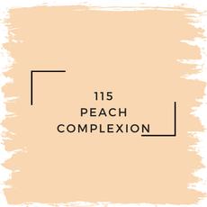 Benjamin Moore 115 Peach Complexion