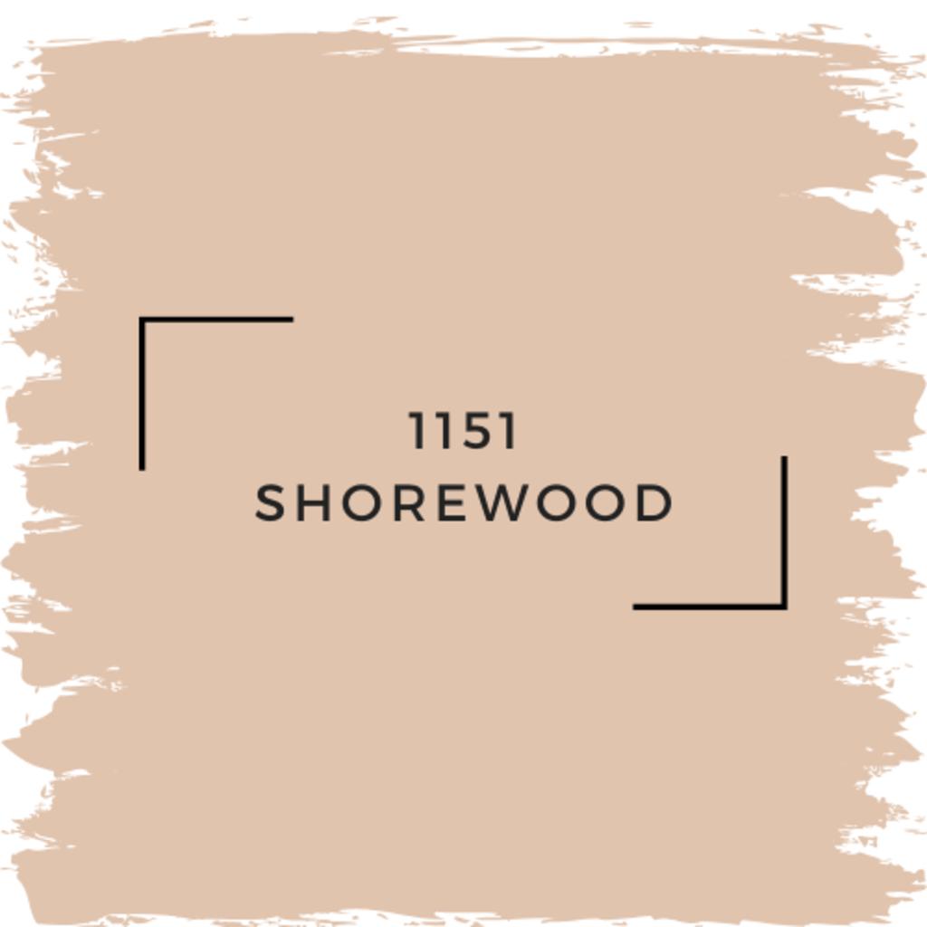 Benjamin Moore 1151 Shorewood