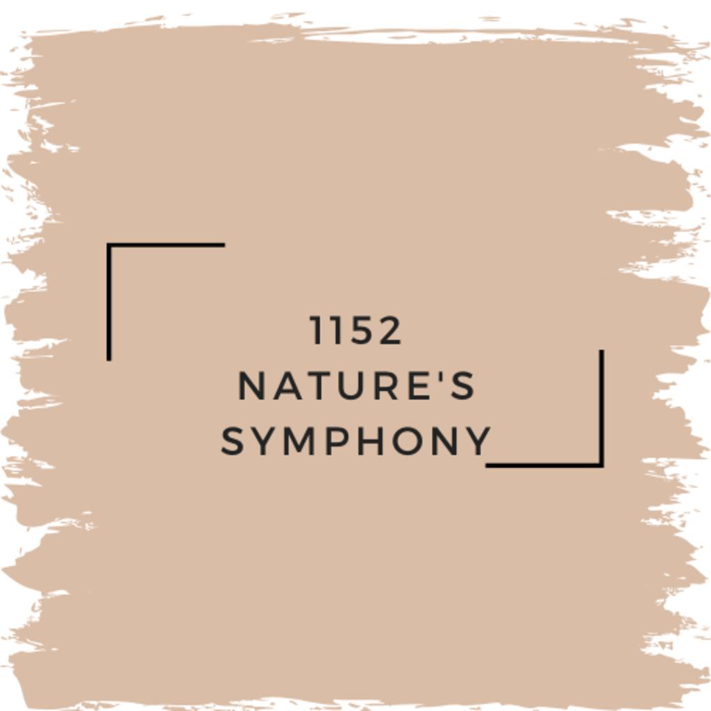 Benjamin Moore 1152 Nature's Symphony