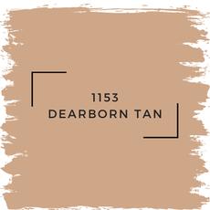 Benjamin Moore 1153 Dearborn Tan