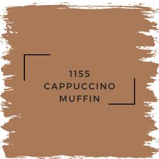Benjamin Moore 1155 Cappuccino Muffin