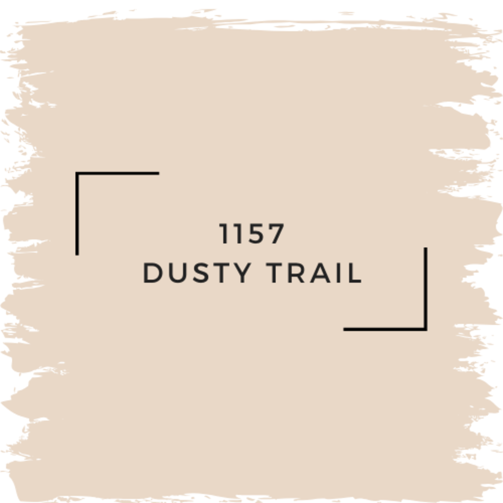 Benjamin Moore 1157 Dusty Trail