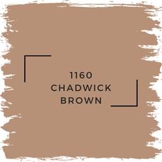 Benjamin Moore 1160 Chadwick Brown