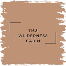 Benjamin Moore 1168 Wilderness Cabin