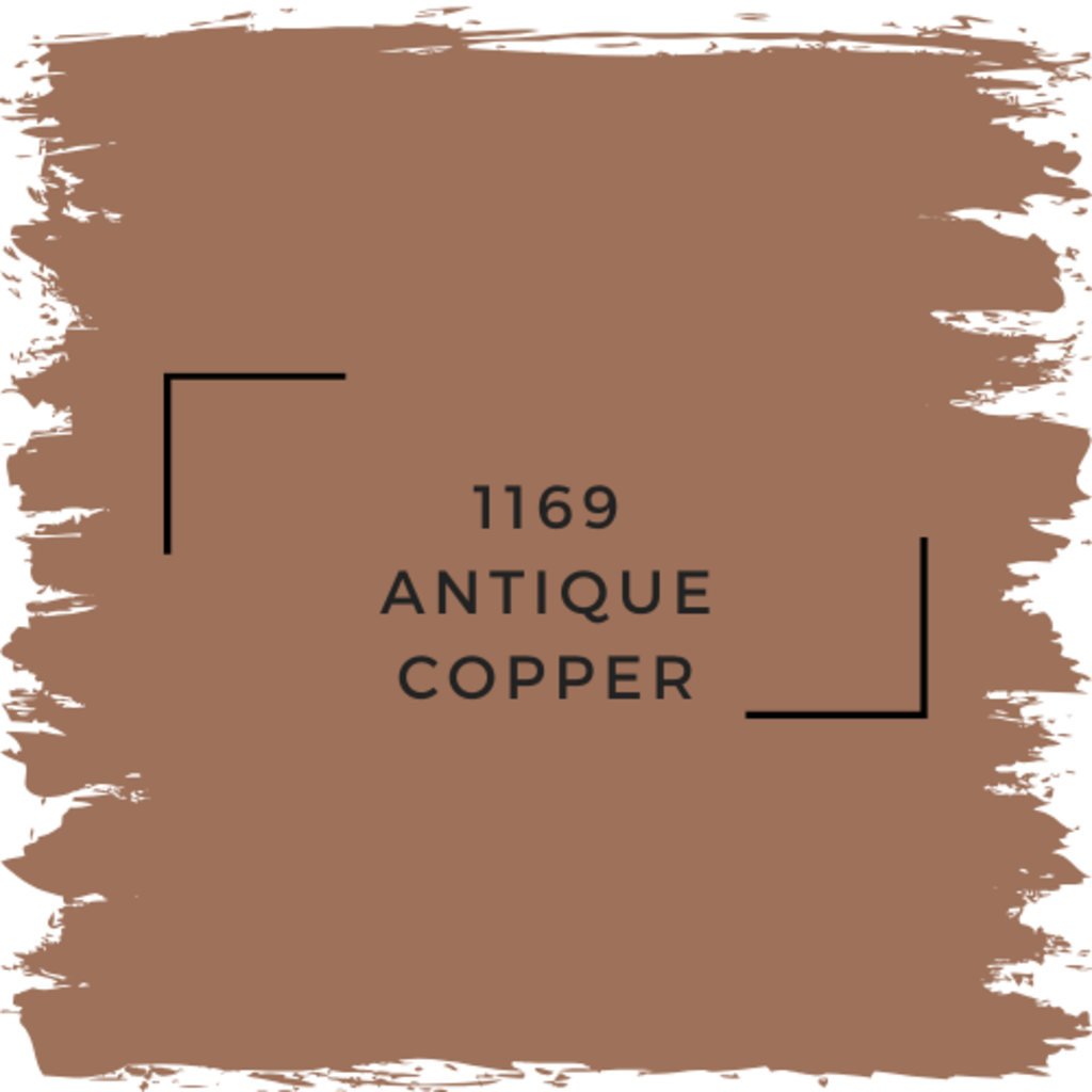 Benjamin Moore 1169 Antique Copper