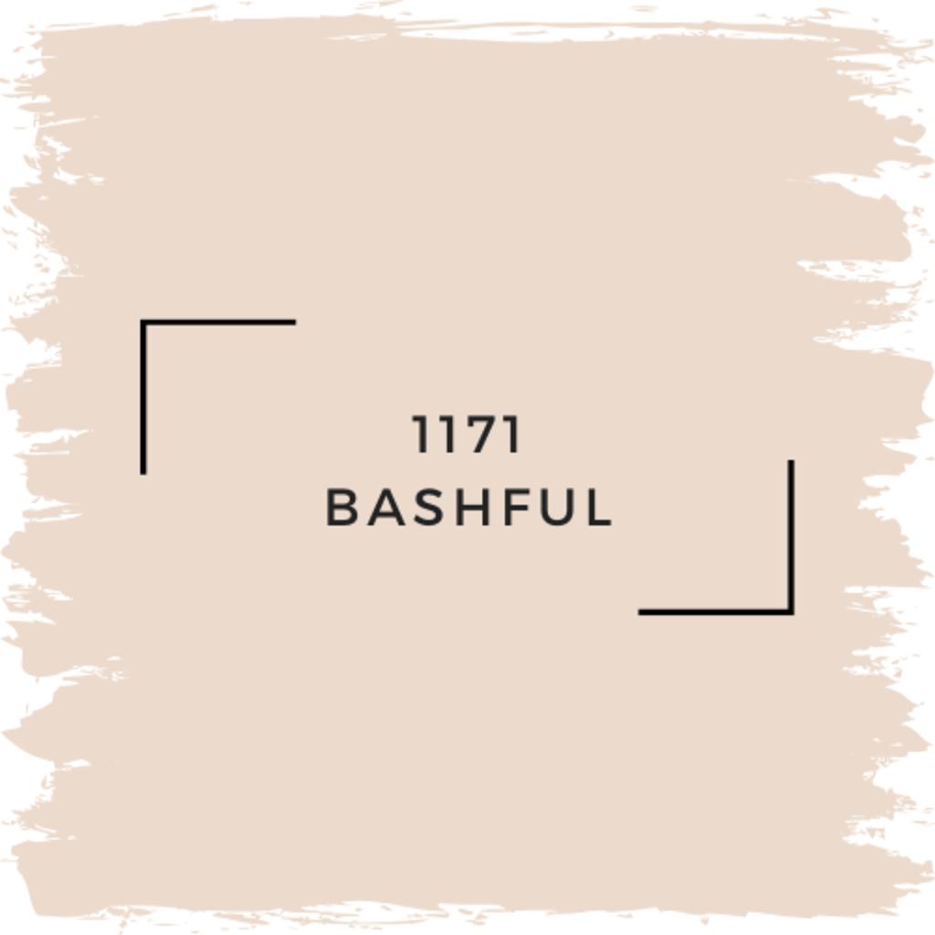 Benjamin Moore 1171 Bashful