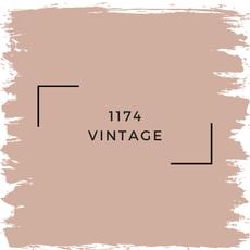Benjamin Moore 1174 Vintage