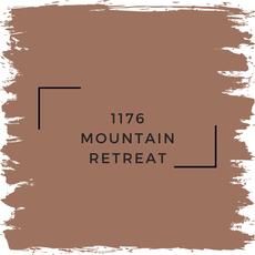 Benjamin Moore 1176 Mountain Retreat