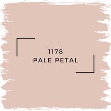 Benjamin Moore 1178 Pale Petal