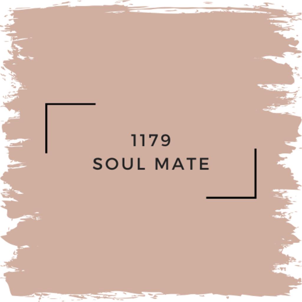 Benjamin Moore 1179 Soul Mate
