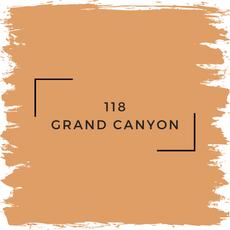 Benjamin Moore 118 Grand Canyon