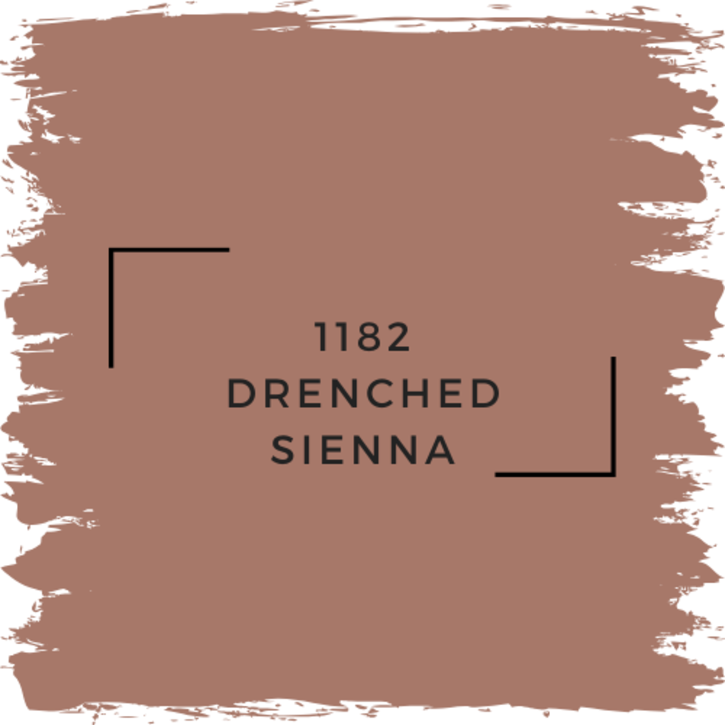 Benjamin Moore 1182 Drenched Sienna