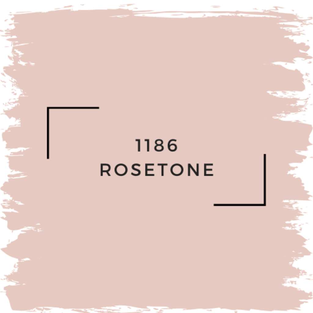Benjamin Moore 1186 Rosetone