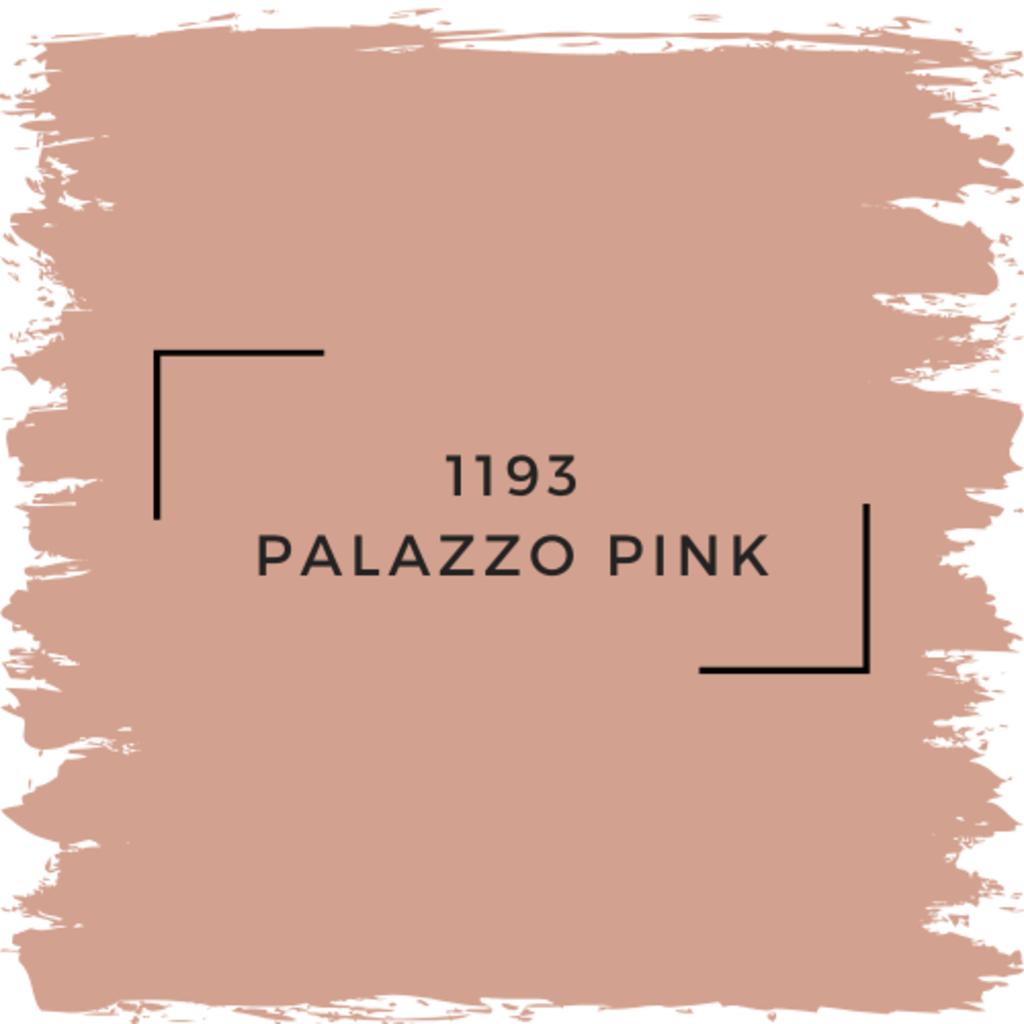 Benjamin Moore 1193 Palazzo Pink
