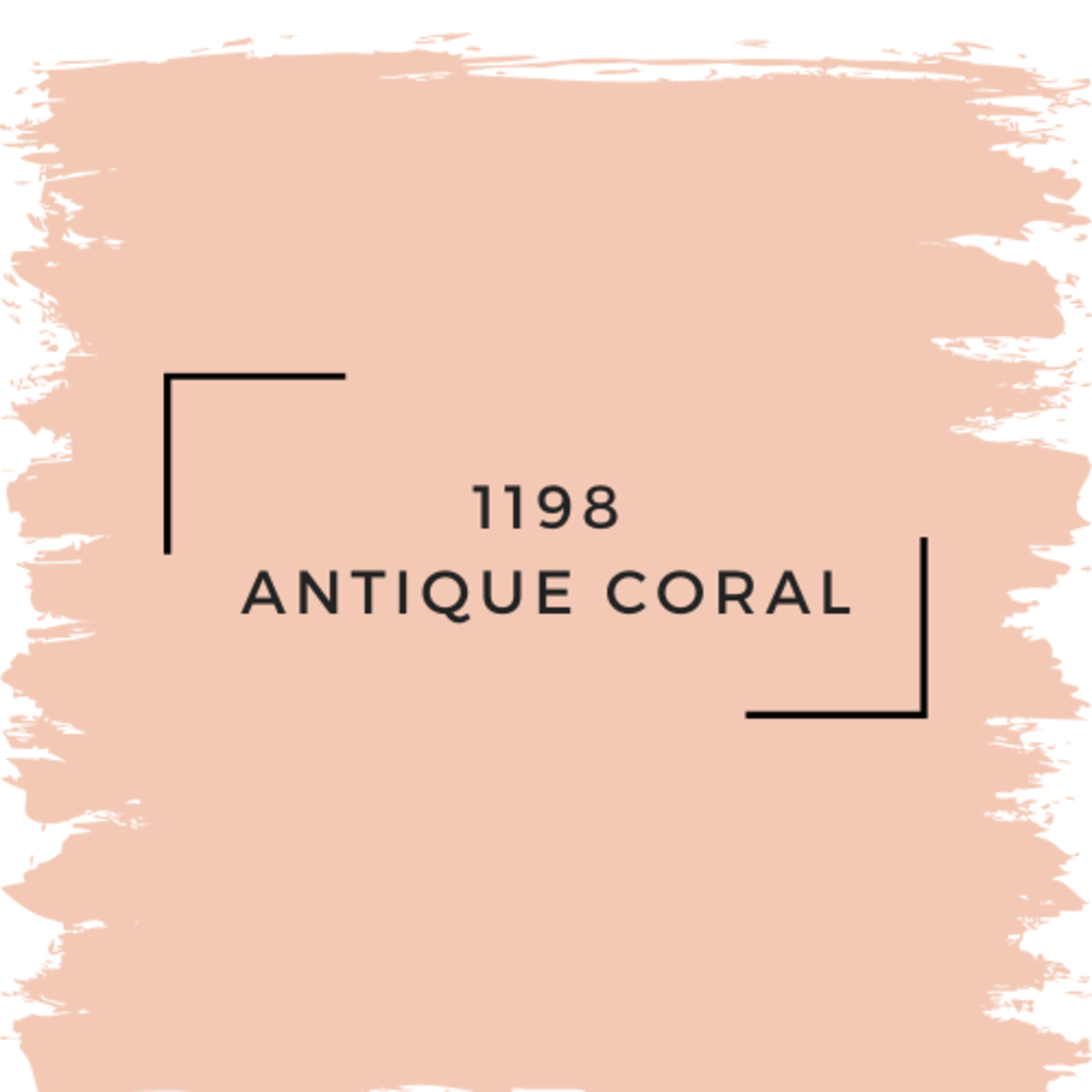 Benjamin Moore 1198 Antique Coral
