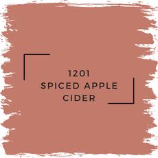 Benjamin Moore 1201 Spiced Apple Cider
