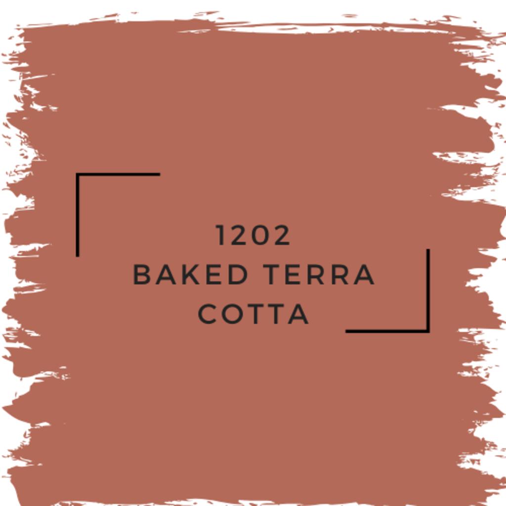 Benjamin Moore 1202 Baked Terra Cotta