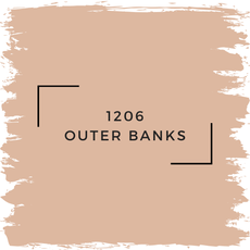 Benjamin Moore 1206 Outer Banks