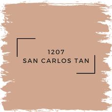 Benjamin Moore 1207 San Carlos Tan