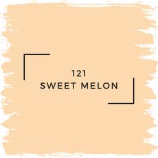 Benjamin Moore 121 Sweet Melon