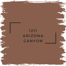 Benjamin Moore 1211 Arizona Canyon