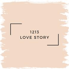 Benjamin Moore 1213 Love Story