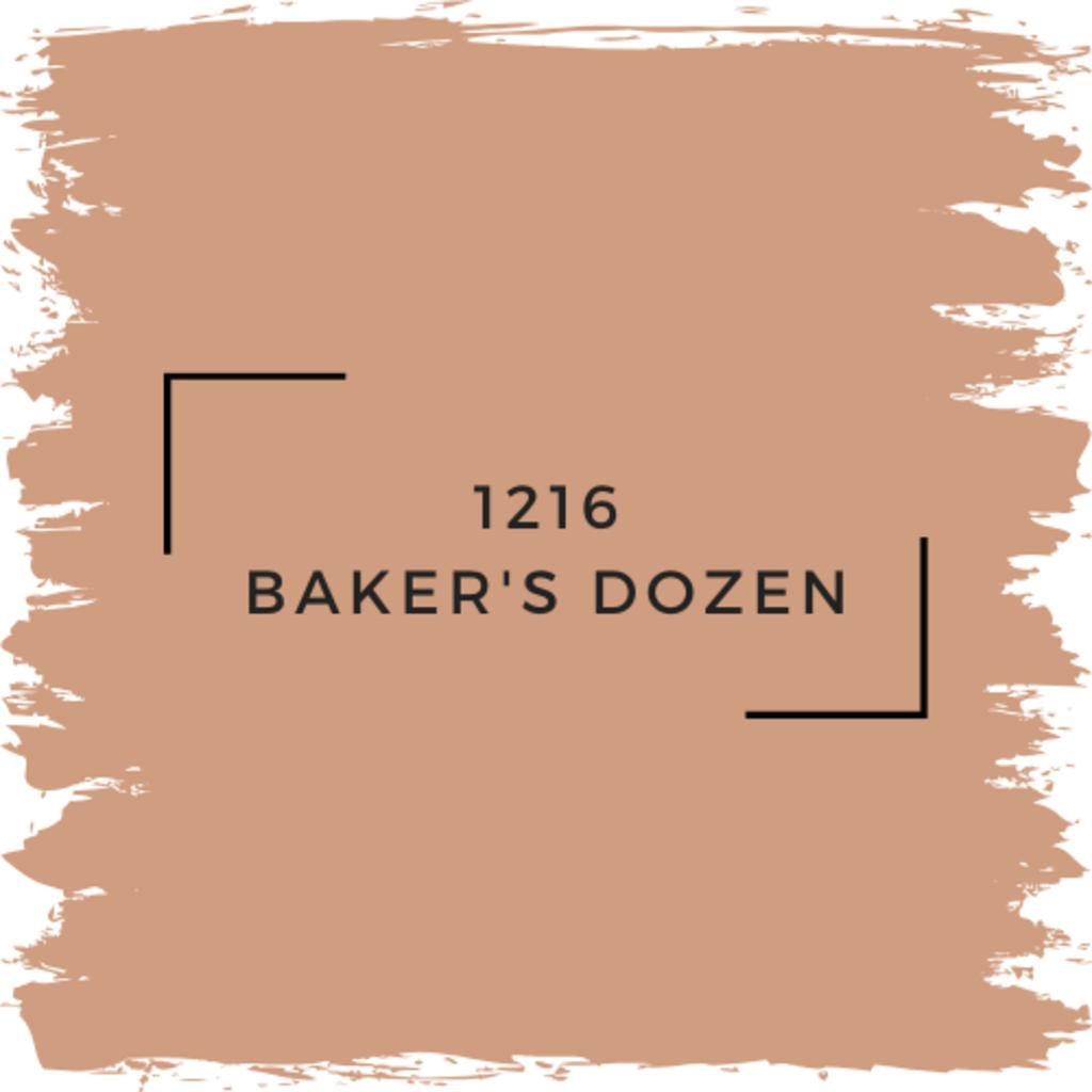 Benjamin Moore 1216 Baker's Dozen
