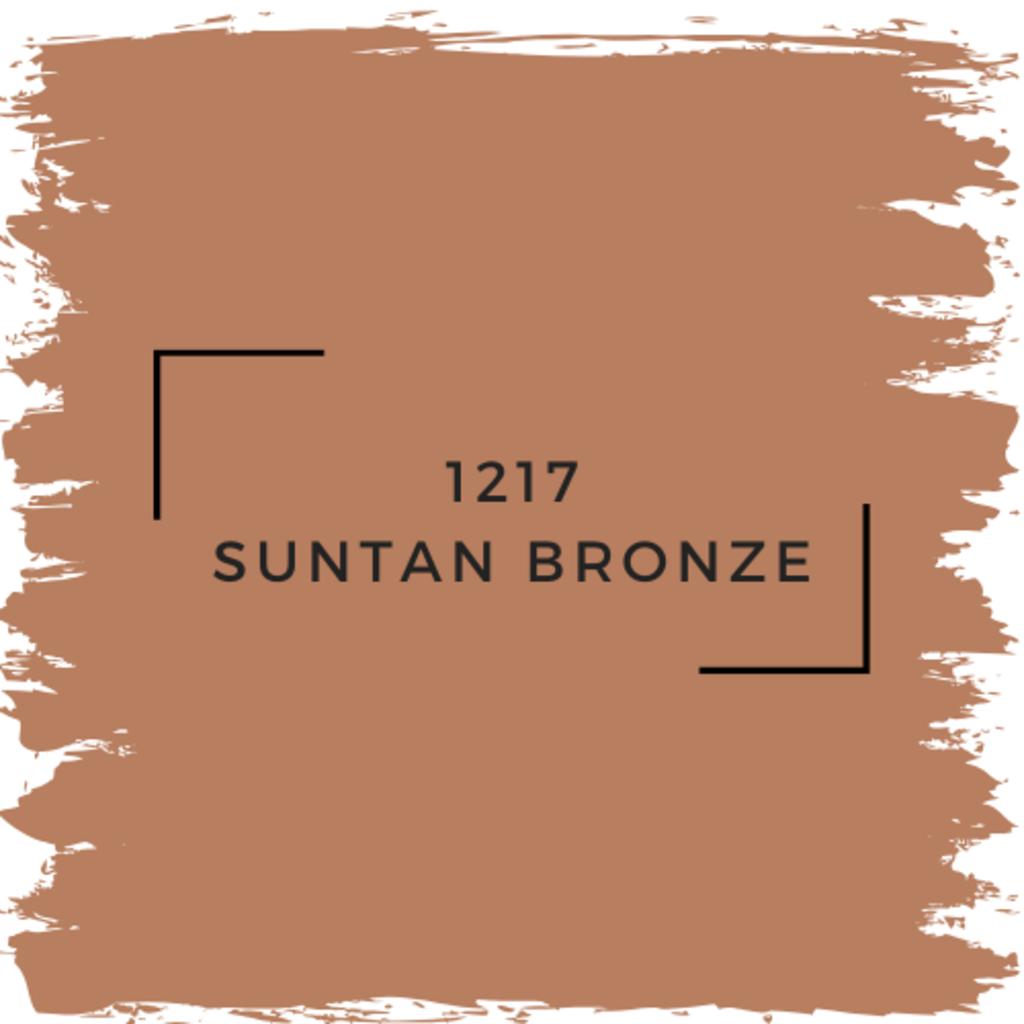 Benjamin Moore 1217 Suntan Bronze
