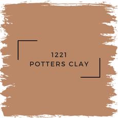 Benjamin Moore 1221 Potters Clay