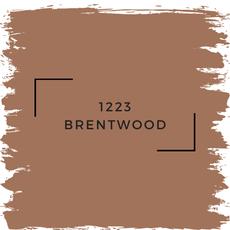 Benjamin Moore 1223 Brentwood